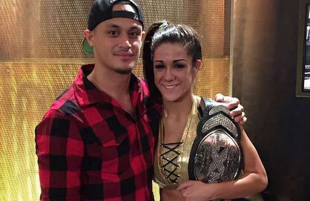 wwe bayley called off her wedding with aaron solow check reason here 603249b25ea84 WWE: Bayley Called Off Her Wedding With Aaron Solow, Check Reason Here