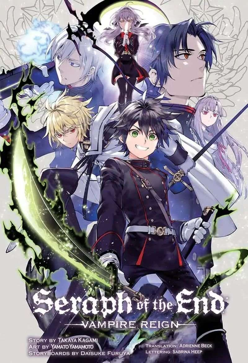 seraph of the end chapter 101 spoiler release date read where 604173453b039 Seraph Of The End Chapter 101- Spoiler, Release Date, Read Where?